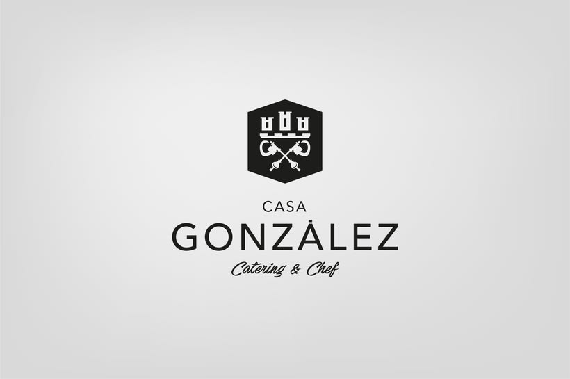 Diseño de Imagen e identidad corporativa de Casa González 1