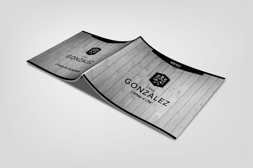 Diseño de Imagen e identidad corporativa de Casa González 4