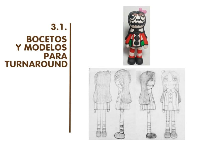 Madi & Stan, Mi Proyecto del curso: Crea un Art Toy 2