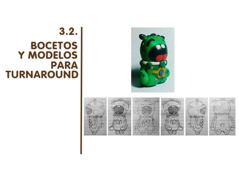 Madi & Stan, Mi Proyecto del curso: Crea un Art Toy 3