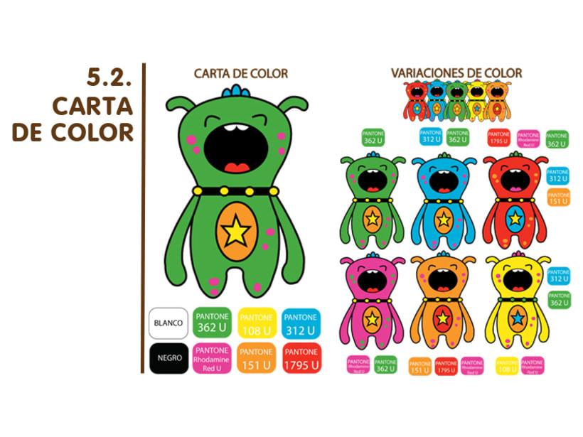 Madi & Stan, Mi Proyecto del curso: Crea un Art Toy 6