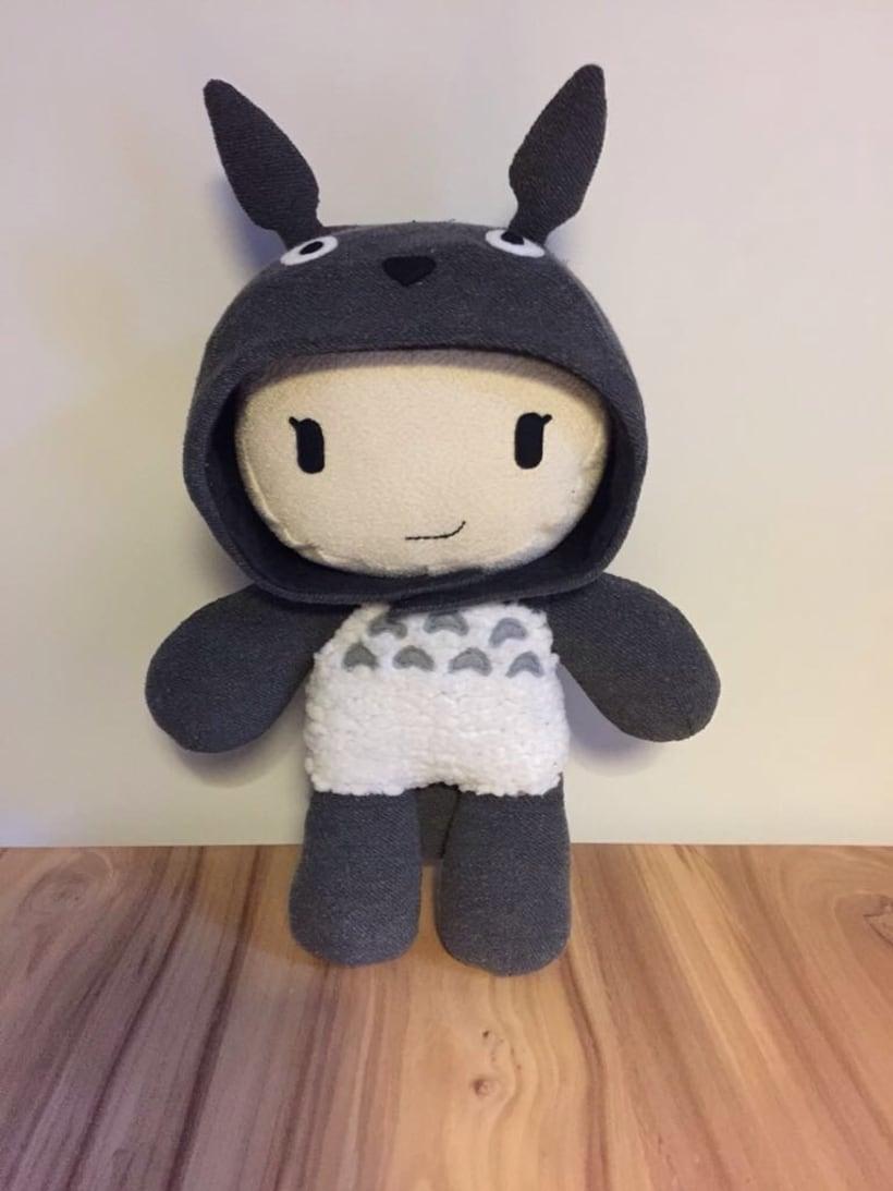 Muñecajos - Mi Proyecto del curso: Textile Toys 0