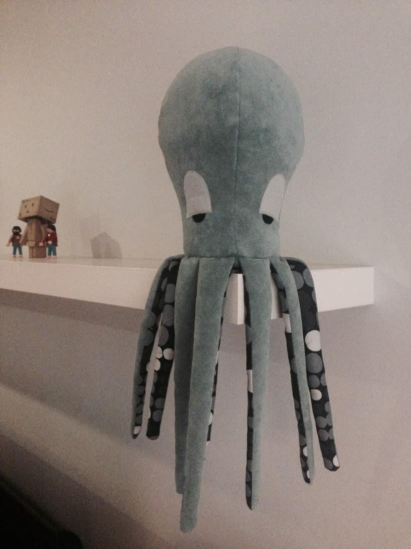 Muñecajos - Mi Proyecto del curso: Textile Toys 1