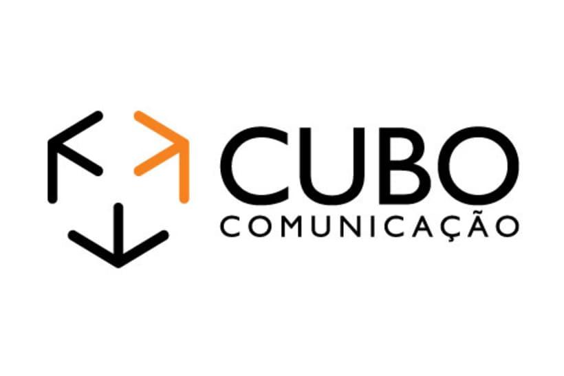 """Logotype """"Cubo Comunicação"""" -1"""