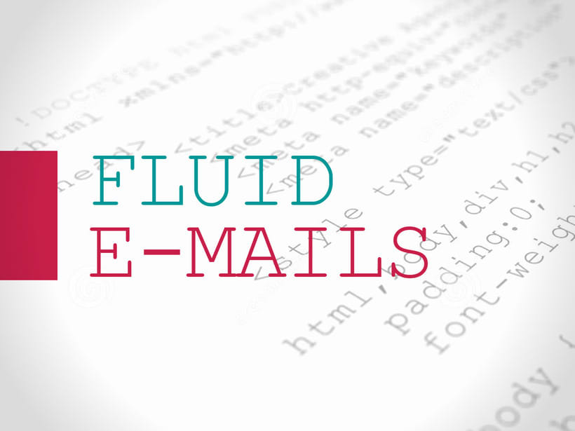 Fluid Codes for Email Marketing - Best Practices 0