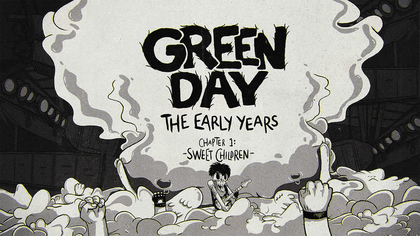 Spotify / Green Day - Early Years 3