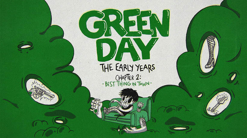 Spotify / Green Day - Early Years 5