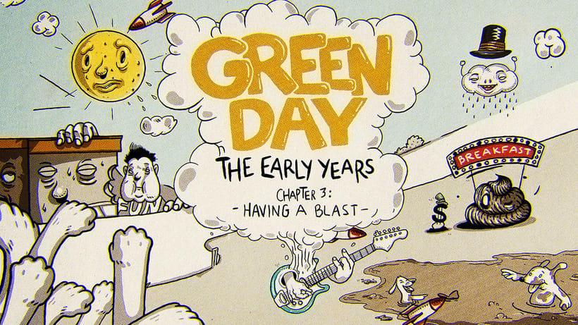 Spotify / Green Day - Early Years 7