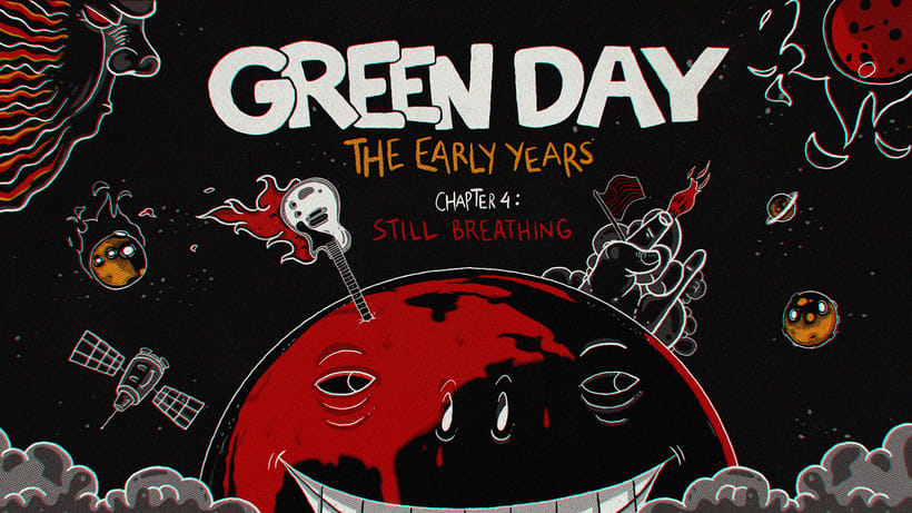 Spotify / Green Day - Early Years 9