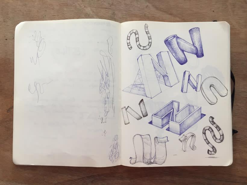 Moleskine SketchBook 2017 5