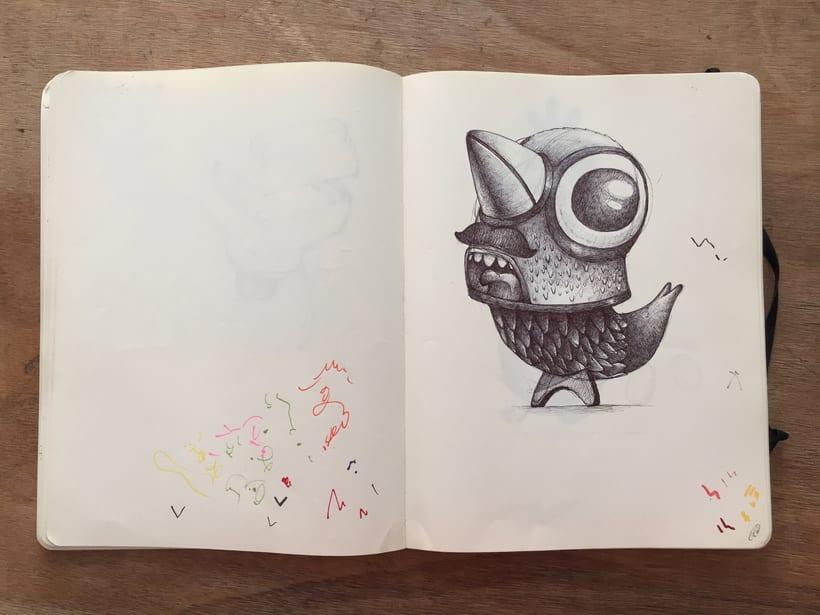 Moleskine SketchBook 2017 13