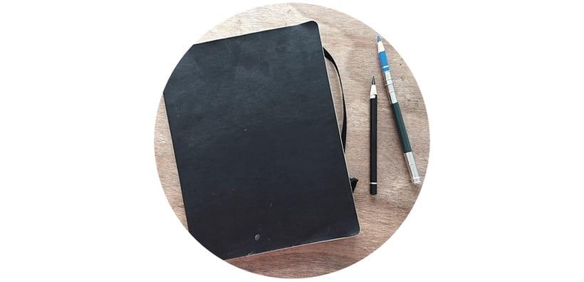 Moleskine SketchBook 2017 21