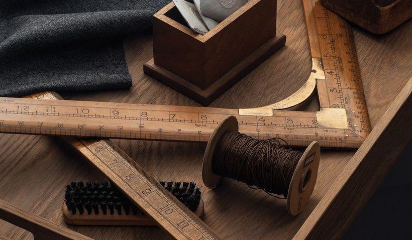 ¿Dónde encontrar utensilios antiguos de sastrería? 1
