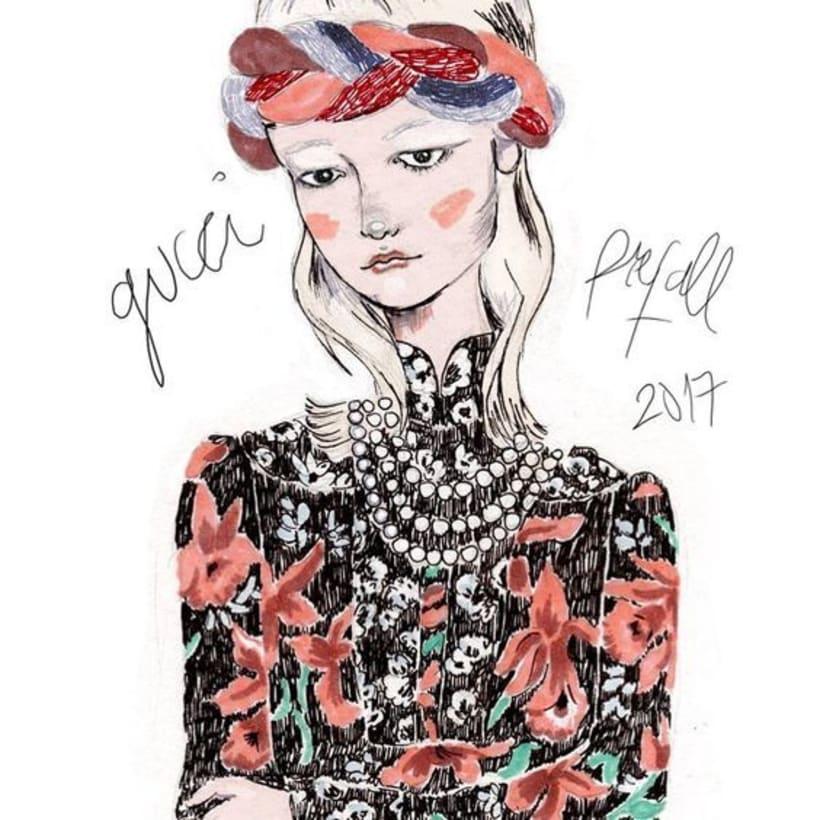 Fashion illustration 0