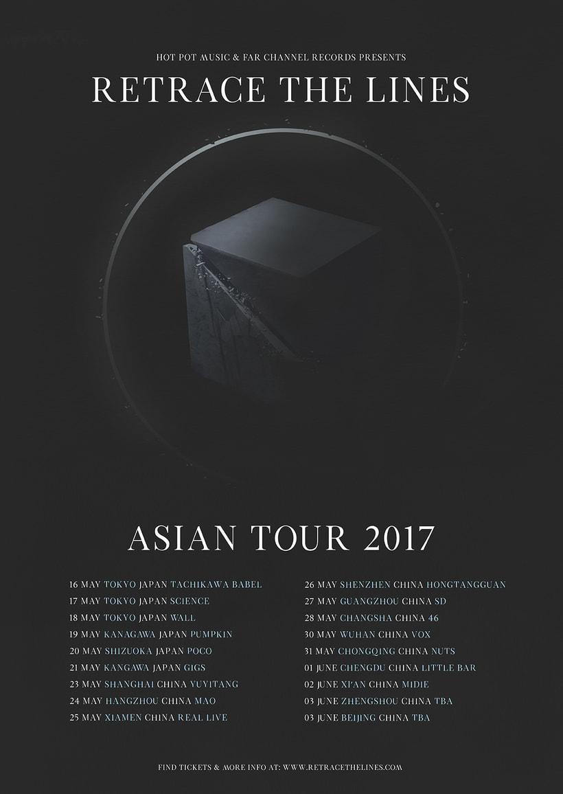 Retrace The Lines Asian Tour 2017 1