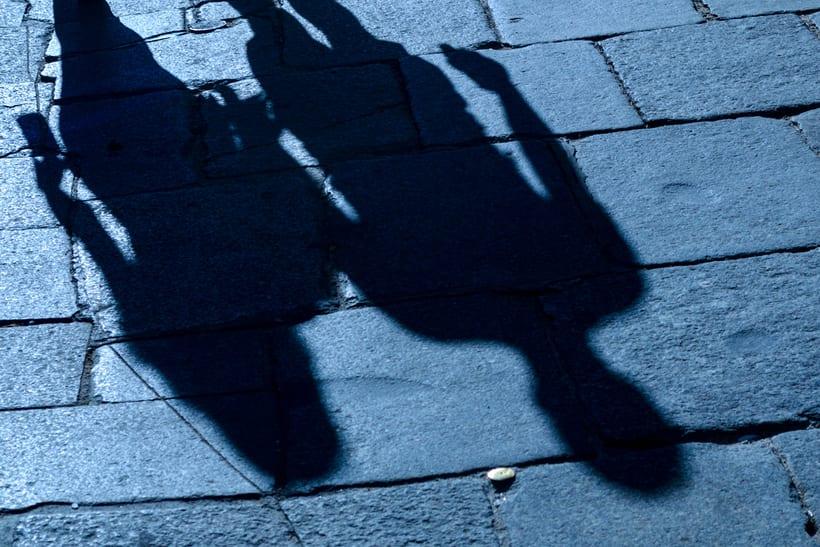 """Sobre las sombras """"El Asombro"""" 6"""