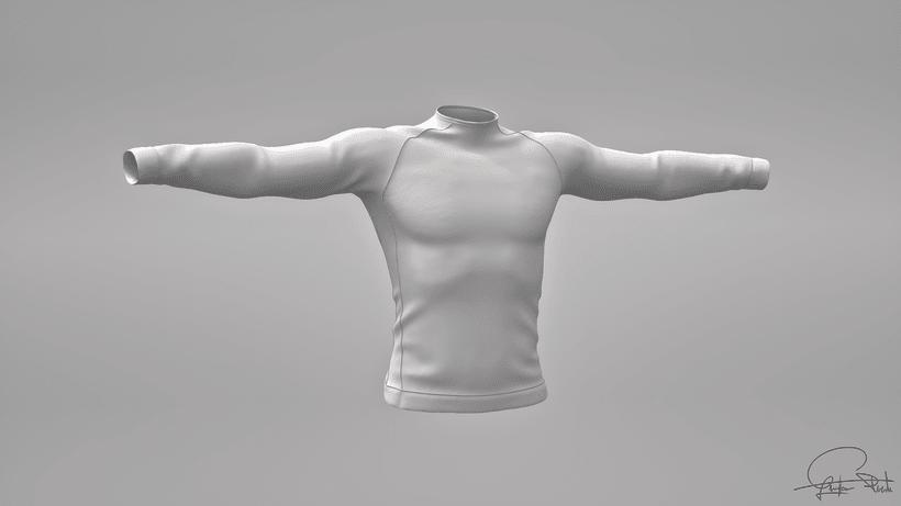 Sudadera 3D- Trabajo personal 0