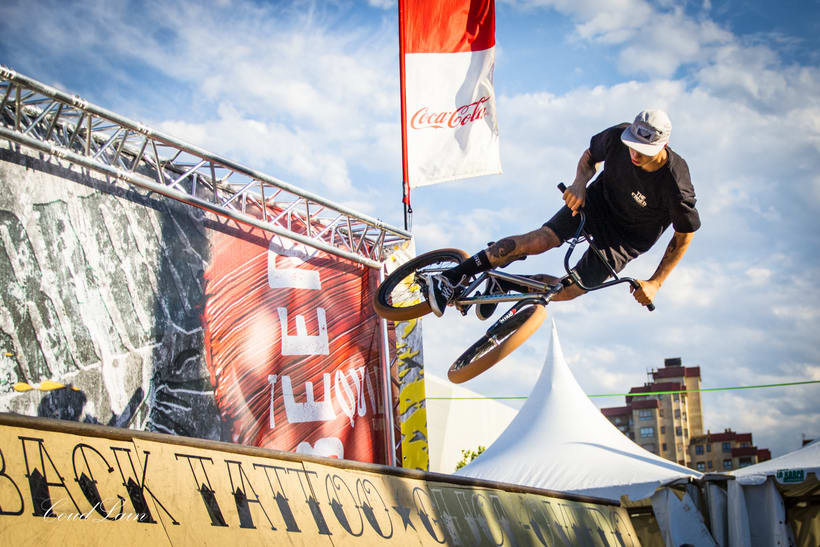BMX & SKATE metropoli xtreme expo 2017 de Gijón, Asturias 4
