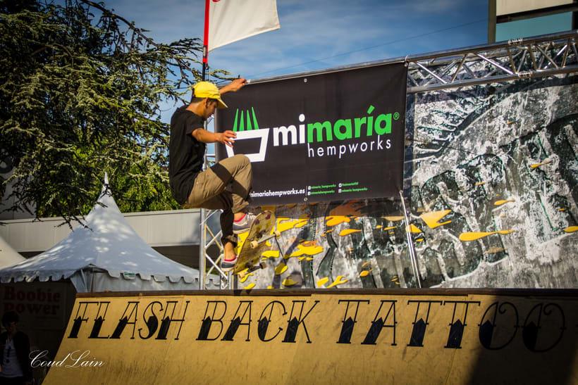 BMX & SKATE metropoli xtreme expo 2017 de Gijón, Asturias 5