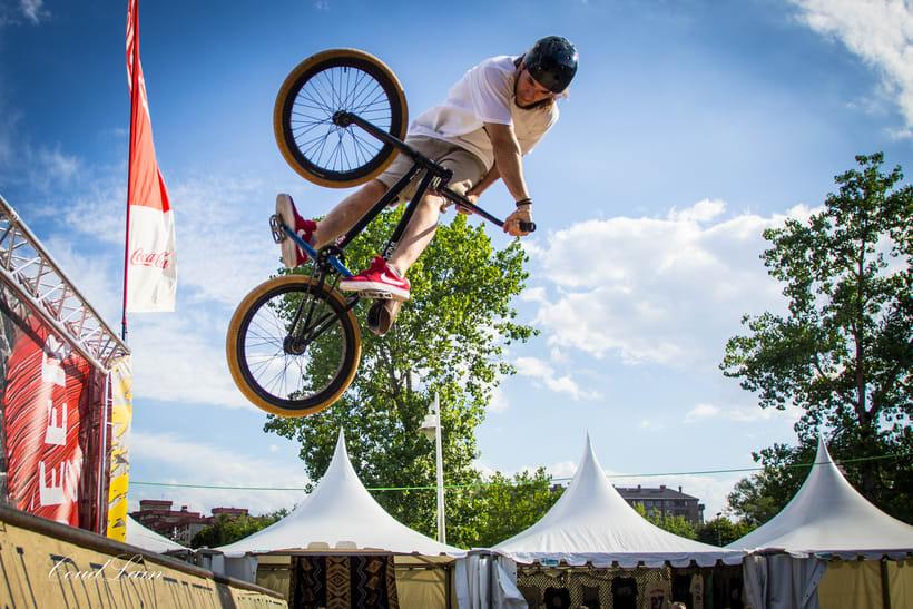 BMX & SKATE metropoli xtreme expo 2017 de Gijón, Asturias 6