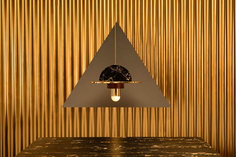 Lámpara Shade -1