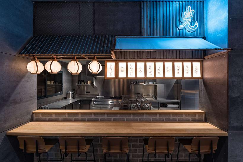 Hikari Yakitori Bar -1