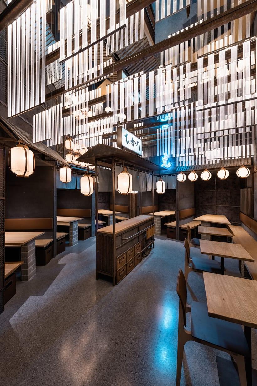 Hikari Yakitori Bar 5
