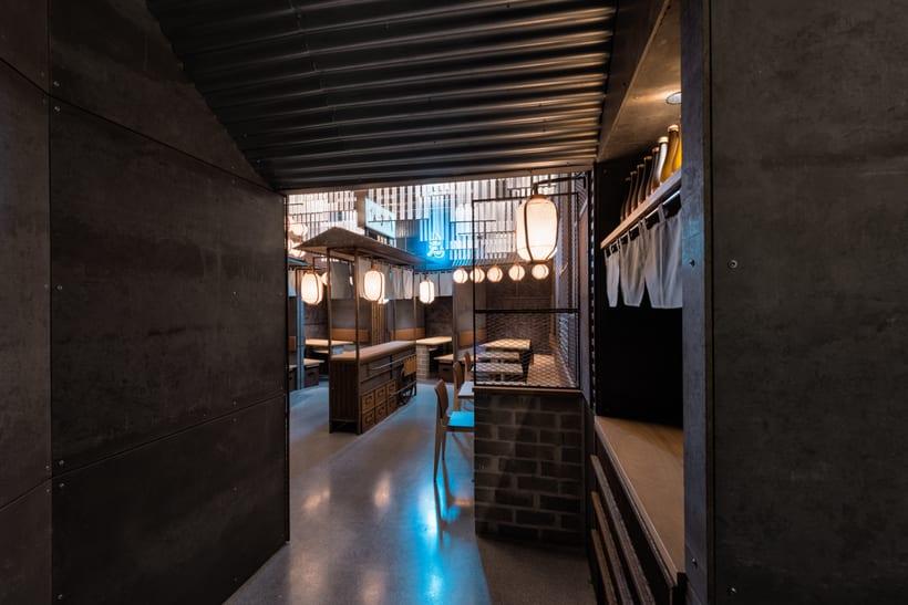 Hikari Yakitori Bar 7