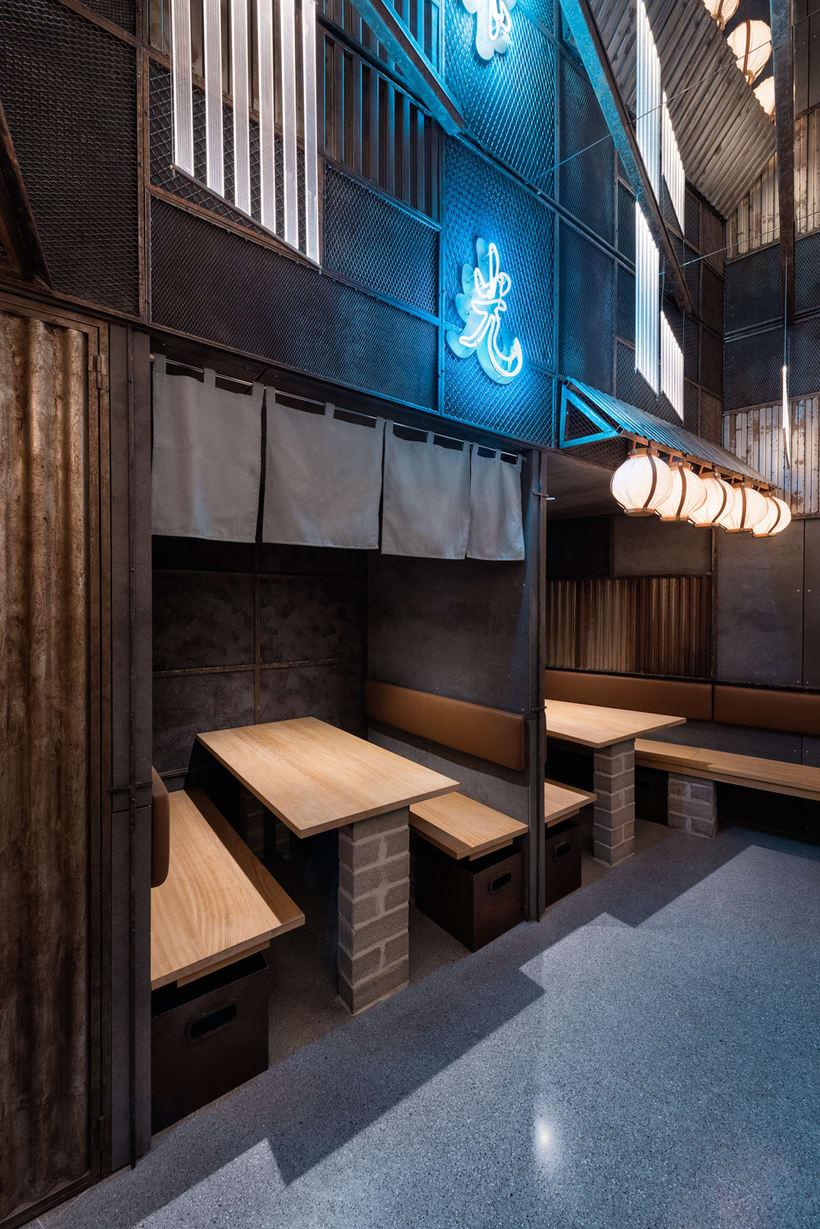 Hikari Yakitori Bar 8