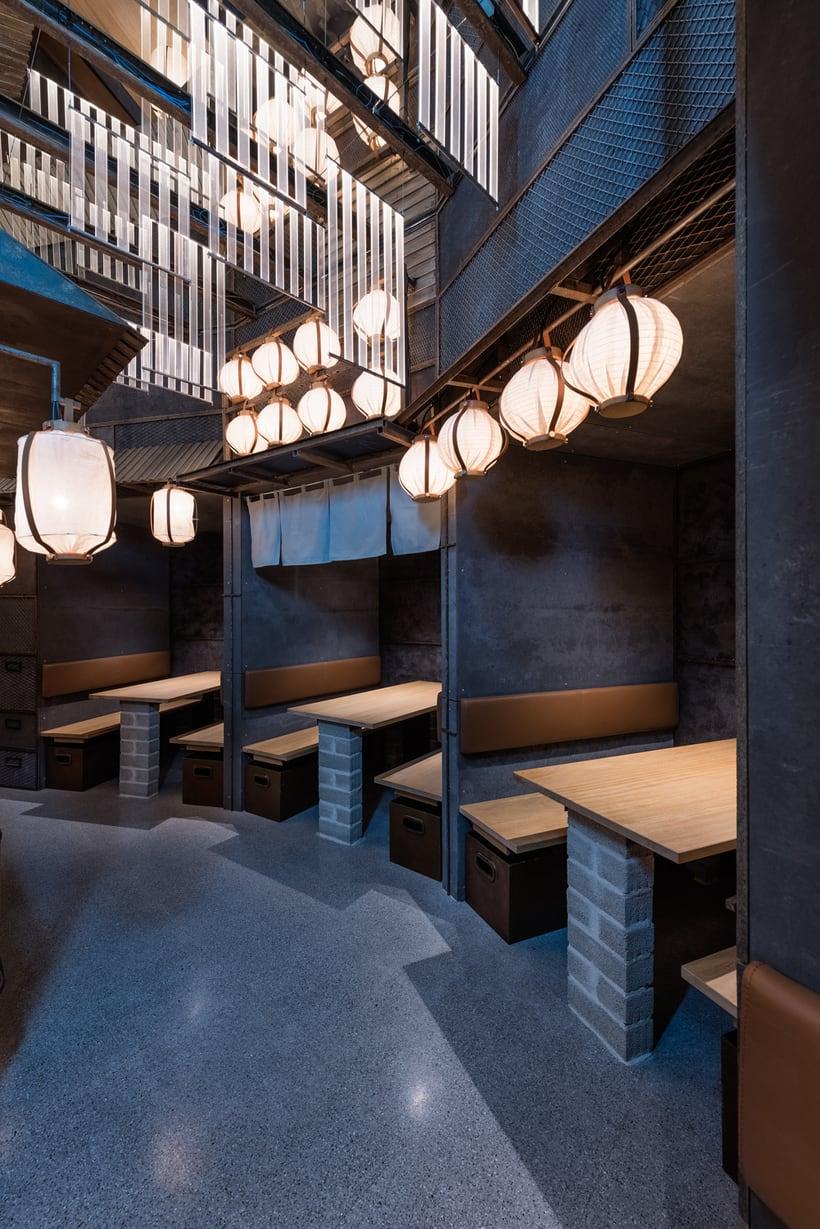 Hikari Yakitori Bar 9