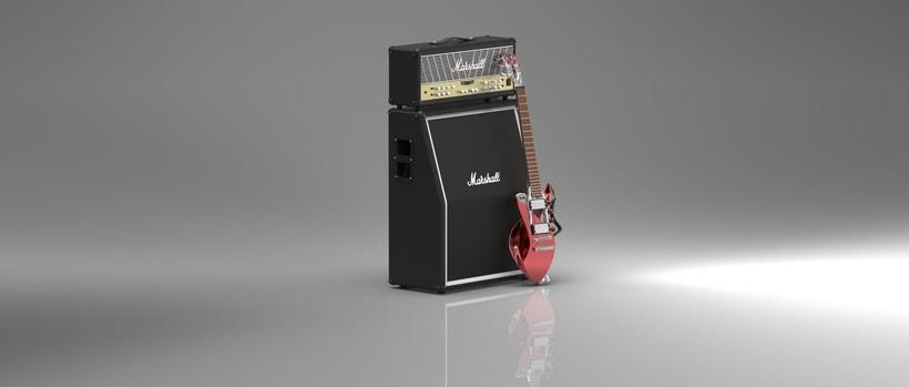 Diseño, optimización topológica y mecánica para la obtención de diseño de producto de alto valor añadido - Aplicación al diseño de una guitarra eléctrica 0
