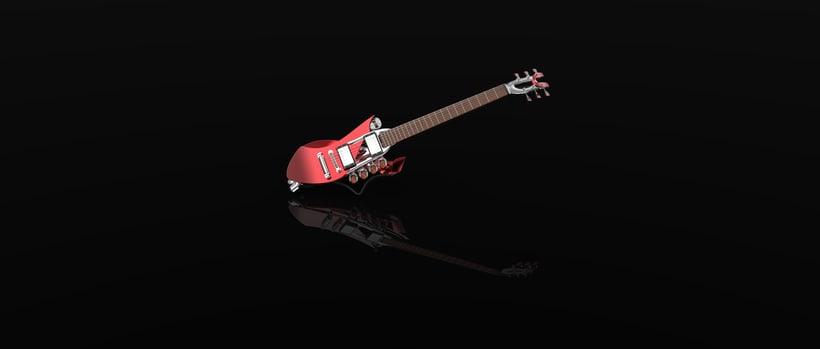 Diseño, optimización topológica y mecánica para la obtención de diseño de producto de alto valor añadido - Aplicación al diseño de una guitarra eléctrica 1