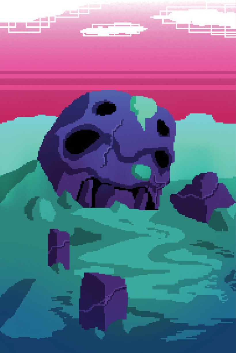 Pixel Art - Concept art #2 0