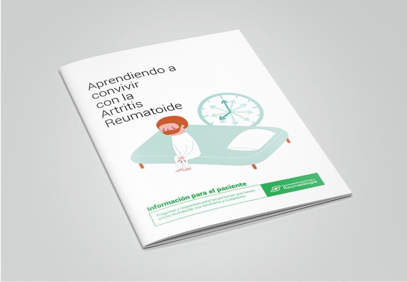 Revista informativa sobre la  Artritis reumatoide -1