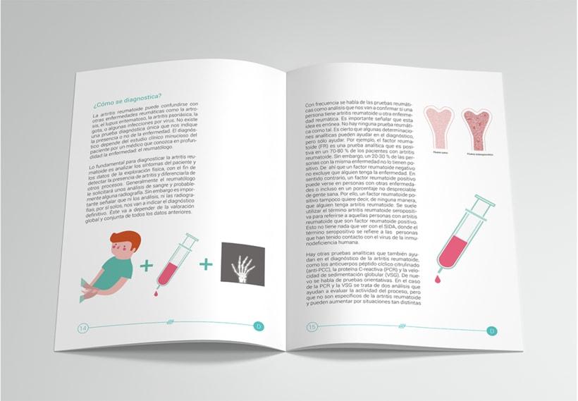Revista informativa sobre la  Artritis reumatoide 4