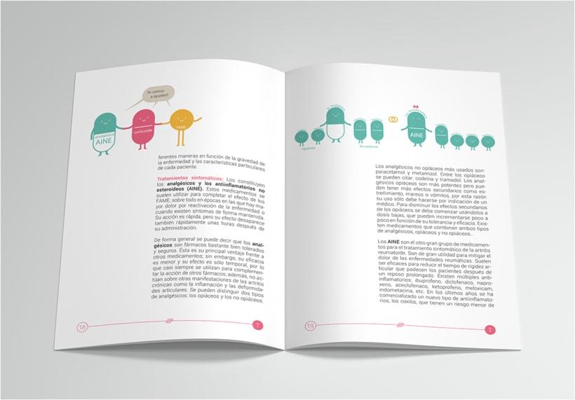 Revista informativa sobre la  Artritis reumatoide 6