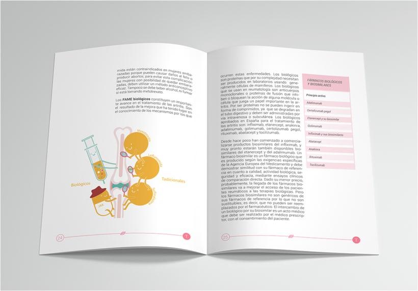 Revista informativa sobre la  Artritis reumatoide 8