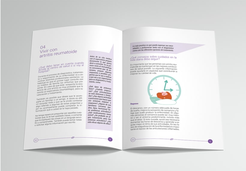 Revista informativa sobre la  Artritis reumatoide 10