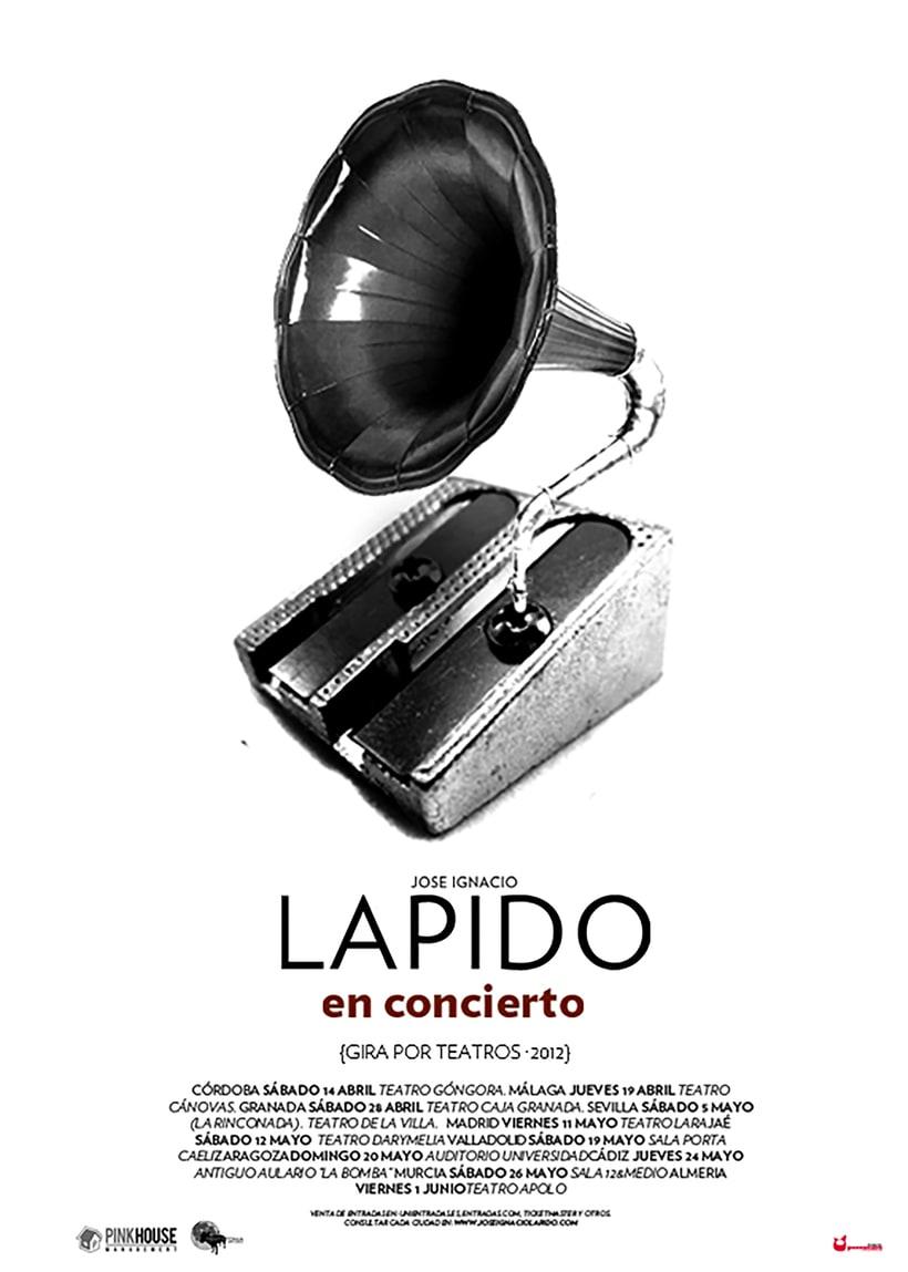 Jose Ignacio Lapido  1