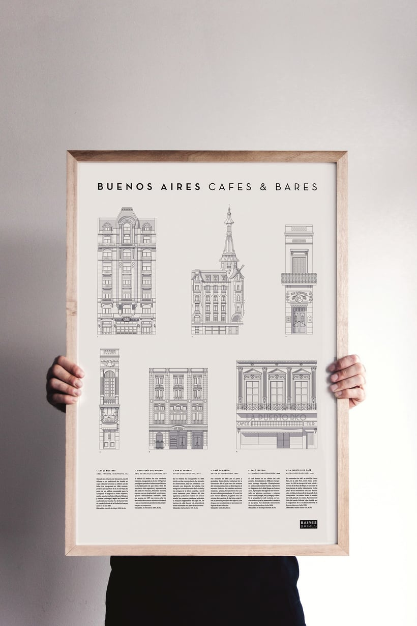 Baires Baires: arquitectura porteña ilustrada 5