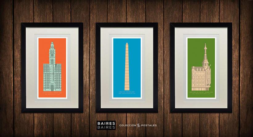 Baires Baires: arquitectura porteña ilustrada 8