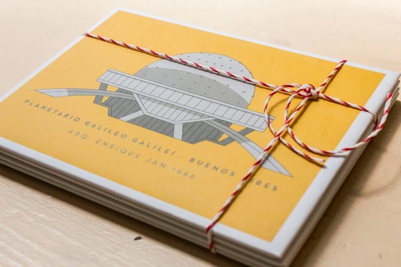 Baires Baires: arquitectura porteña ilustrada 10