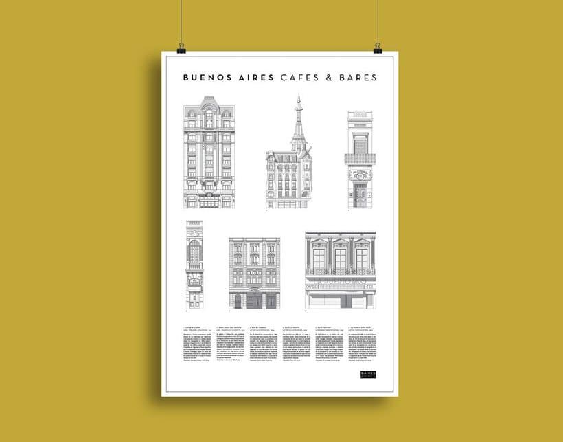 Baires Baires: arquitectura porteña ilustrada 12