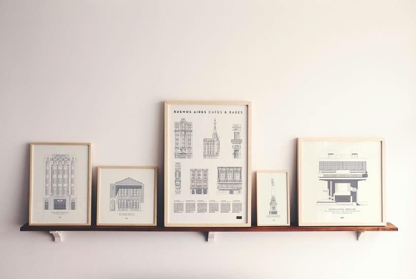 Baires Baires: arquitectura porteña ilustrada 14