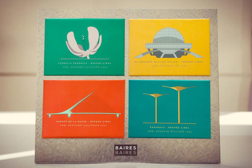 Baires Baires: arquitectura porteña ilustrada 16