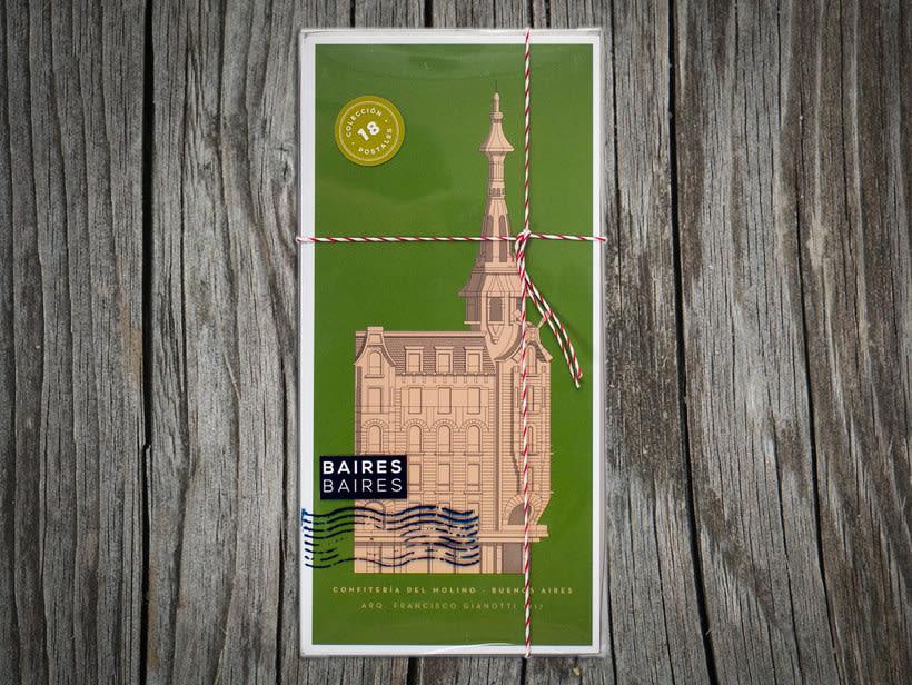 Baires Baires: arquitectura porteña ilustrada 19