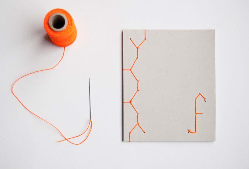 Encuadernación DIY con Fábrica de Texturas 3