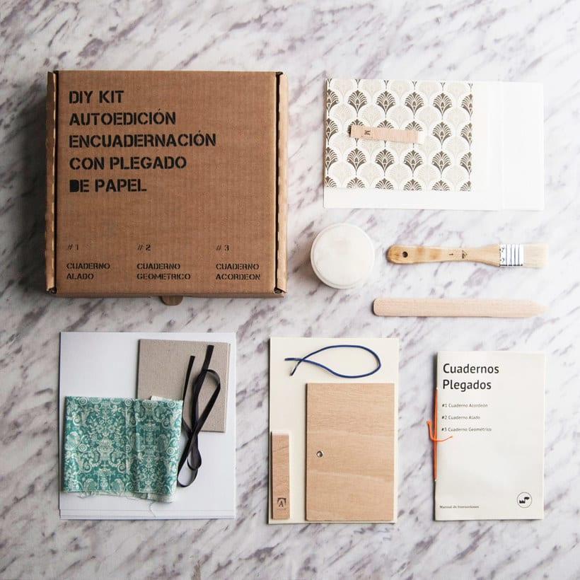 Encuadernación DIY con Fábrica de Texturas 10
