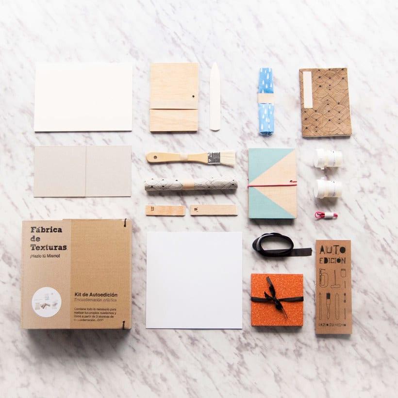 Encuadernación DIY con Fábrica de Texturas 15