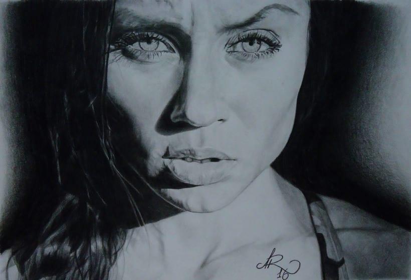 Lones Noras Portrait. -1